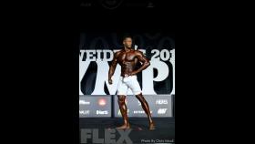 Raymont Edmonds - Men's Physique - 2018 Olympia thumbnail
