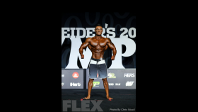 Jeremy Potvin - Men's Physique - 2018 Olympia thumbnail
