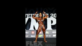 Cristina Arellano Goy - Women's Physique - 2018 Olympia thumbnail