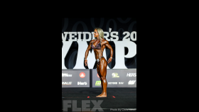 Marjorie Beck - Women's Physique - 2018 Olympia thumbnail
