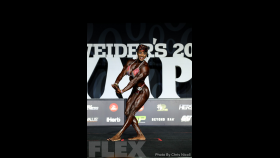 Antoinette Downie - Women's Physique - 2018 Olympia thumbnail
