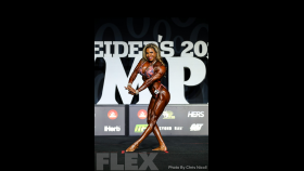Heather Grace - Women's Physique - 2018 Olympia thumbnail