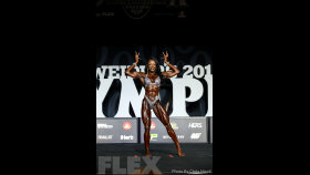 Shanique Grant - Women's Physique - 2018 Olympia thumbnail