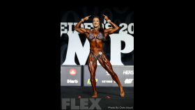 Valentina Mishina - Women's Physique - 2018 Olympia thumbnail