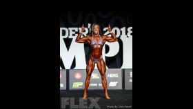 Sarah Villegas - Women's Physique - 2018 Olympia thumbnail