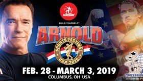 2019 Arnold Classic Video Thumbnail