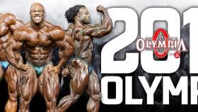 2018 Joe Weider's Olympia Fitness & Performance Weekend Video Thumbnail
