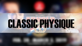 2019 Arnold Classic: Classic Physique Call Out Report thumbnail