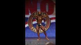 Ro'Vonte Moody - Classic Physique - 2019 Arnold Classic thumbnail