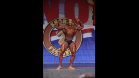 Ricky Moten - Classic Physique - 2019 Arnold Classic thumbnail