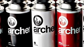 Archer dishwashing soap. thumbnail