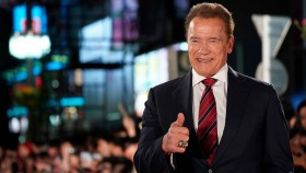 "Arnold Schwarzenegger Says it Would've ""Been Fun"" to be President thumbnail"
