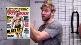 Get Your April Edition of 'Muscle & Fitness'! Video Thumbnail