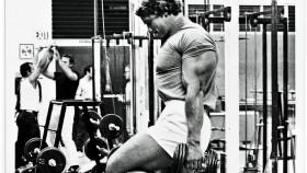 Arnold Schwarzenegger classic workout thumbnail