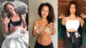 Women Are Taking to Social Media to Reclaim Their Bodies After Beating Breast Implant Illness thumbnail