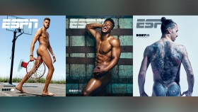 The 8 Insanely Fit Male Athletes in ESPN's 2018 Body Issue thumbnail