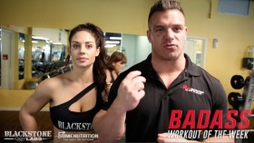 Badass Workout PJ Braun Video Thumbnail