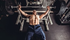 Bald-Man-Barbell-Bench-Press thumbnail