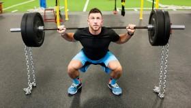 Barbell back squat thumbnail