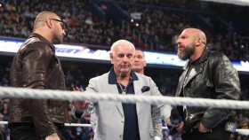 Batista confronts Triple H on Smackdown thumbnail