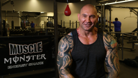 M&F Interview with Dave Bautista Video Thumbnail