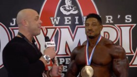 Interview: 2018 People's Champion Roelly Winklaar Video Thumbnail