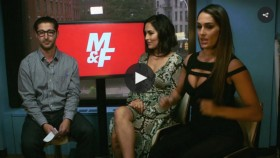 WWE's Bella Twins Get Personal with M&F Video Thumbnail