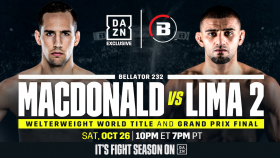 Rory MacDonald and Douglas Lima will battle once again for the Bellator welterweight championship thumbnail