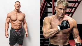 The 10 Most Chiseled Sets of Celebrity Abs thumbnail