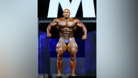 Mamdouh Elssbiay - Open Bodybuilding - 2018 Olympia thumbnail