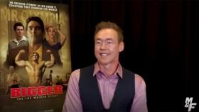 Kevin Durand Bigger Interview Video Thumbnail
