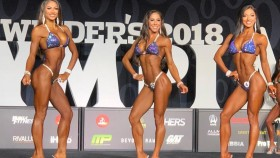2018 Olympia Bikini Call Out Report thumbnail