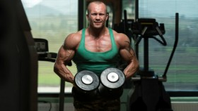 Bodybuilder Dumbbells thumbnail