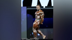 William Bonac - Open Bodybuilding - 2018 Olympia thumbnail
