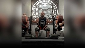 Watch Chris Duffin Squat 1,000 Pounds Twice thumbnail