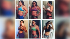 Cat Zingano is Ripped and Ready to Go thumbnail