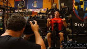 Behind the Scenes at John Cena's Cover Shoot Video Thumbnail