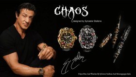 Sylvester Stallone Chaos Watch and Pen thumbnail