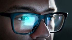Close-Up-Of-Man-Focused-Eyes-Glasses thumbnail