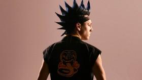 Jacob Bertrand playing fan-favorite Hawk on Cobra Kai. thumbnail