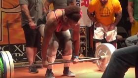Crystal Tate deadlifts 600 pounds.  thumbnail