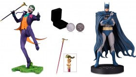 Enter to Win These Limited-Edition DC Collectibles thumbnail