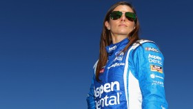 Race Car Driver Danica Patrick Posts Inspiring Body Positivity Image on Instagram thumbnail