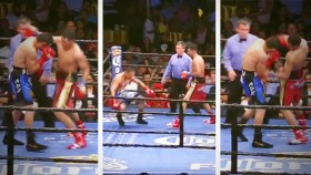 Boxing 7-punch combo knockout. thumbnail