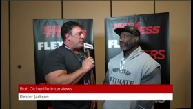 Former Champ Dexter Jackson Talks About Going Into His 19th Olympia Video Thumbnail