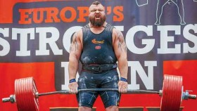 Eddie Hall Reveals How He was Able to Lift 500kg thumbnail