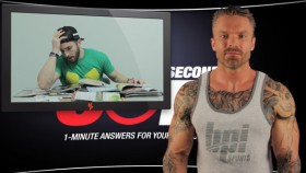 60 Seconds to Fit - Cardio or Weights First? Video Thumbnail