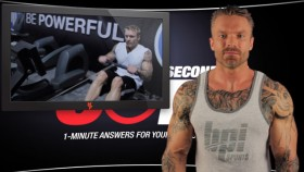 60 Seconds to Fit - Cardio in the Morning? Video Thumbnail