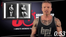 60 Seconds to Fit - Bodybuilding Video Thumbnail