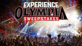 "Enter the ""EXPERIENCE OLYMPIA"" Sweepstakes thumbnail"